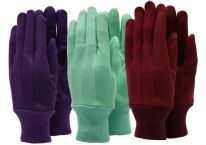 Town & Country Essentials - Jersey Extra Grip Gloves - Ladies Size - M
